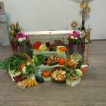 Erntedank Ebnat 2020 Altar